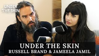 Can EMDR Remove Fear & Shame?! | (Warning: Explicit language )| Russell Brand & Jameela Jamil