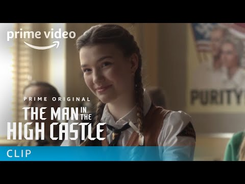 The Man in the High Castle Season 2 - We Pledge Allegiance... I Prime Video