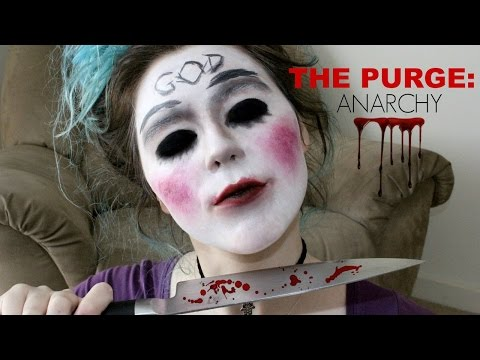 Up to 10 suspects in 'Purge' masks attack teens | Doovi