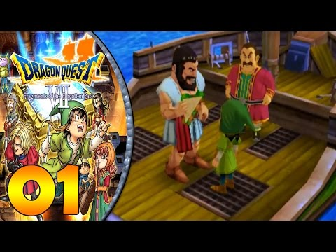 Dragon Quest VII 3DS |Español| Parte 1