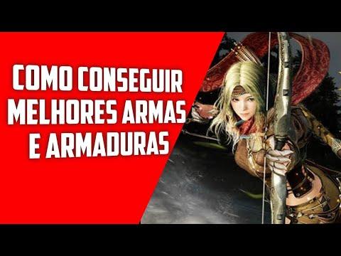 GUIA DE ARMADURAS E ARMAS BLACK DESERT MOBILE