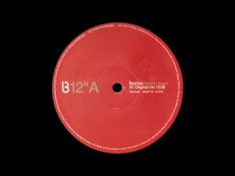 Bedrock  Heaven Scent Original Mix  Bedrock Records 1999