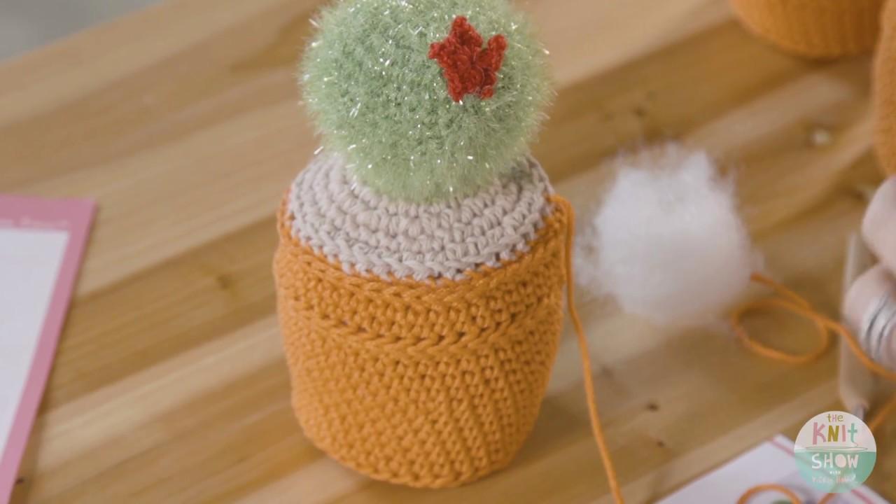 tutorial amigurumi cactus #2 || misyeshin crochet | 720x1280