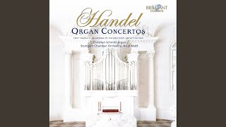Concerto No. 14 in A Major, HWV 296a: Air. Organo Ad libitum