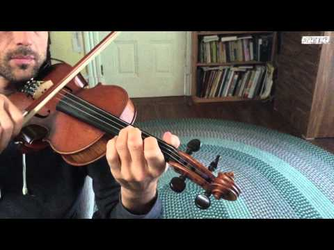 Red River Valley - Basic Fiddle Lesson