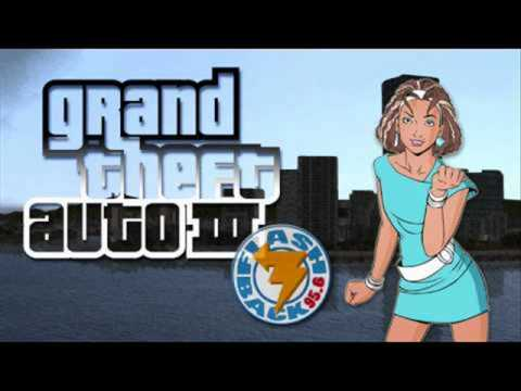 GTA III - Flashback FM  Elizabeth Daily - Shake It Up