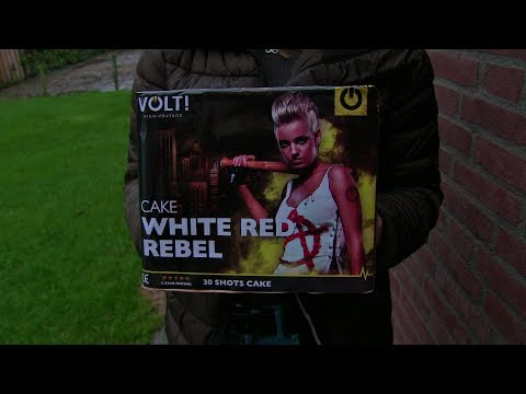 White Red Rebel - VOLT!