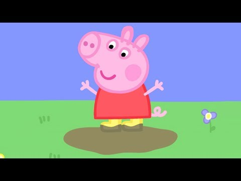 Peppa Pig English Episodes in 4K - BEST Moment from Season 6 - 1 HOUR - Cartoons for Children