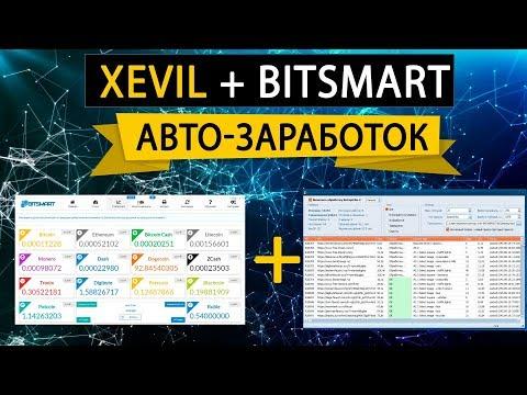 BITSMART + XEVIL = 1 Биткоин на полном автомате (Интеграция с мощной программой XEvil)