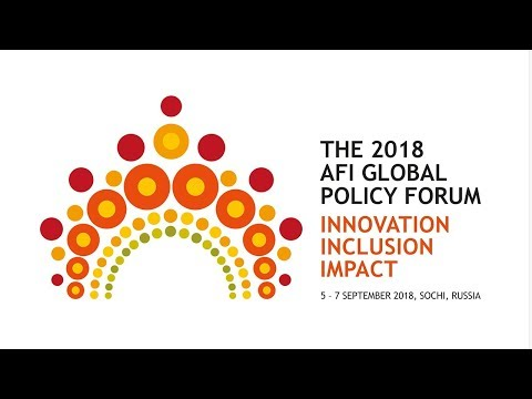 X Global Policy Forum on Financial Inclusion