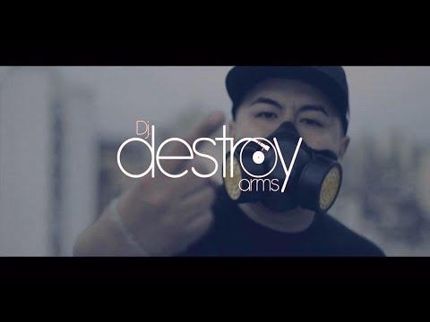 DJ Destroy Arms - COLOMBIANO