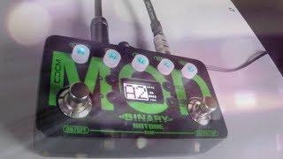 Hotone Binary Mod Studio test