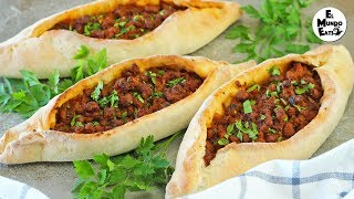 Beef Turkish Pide