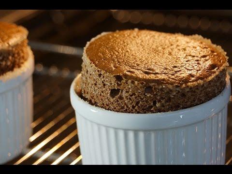 Recette du soufflé au chocolat facile et léger
