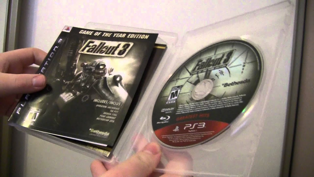 Fallout 3 -- Game of the Year Edition (Sony PlayStation 3 ...