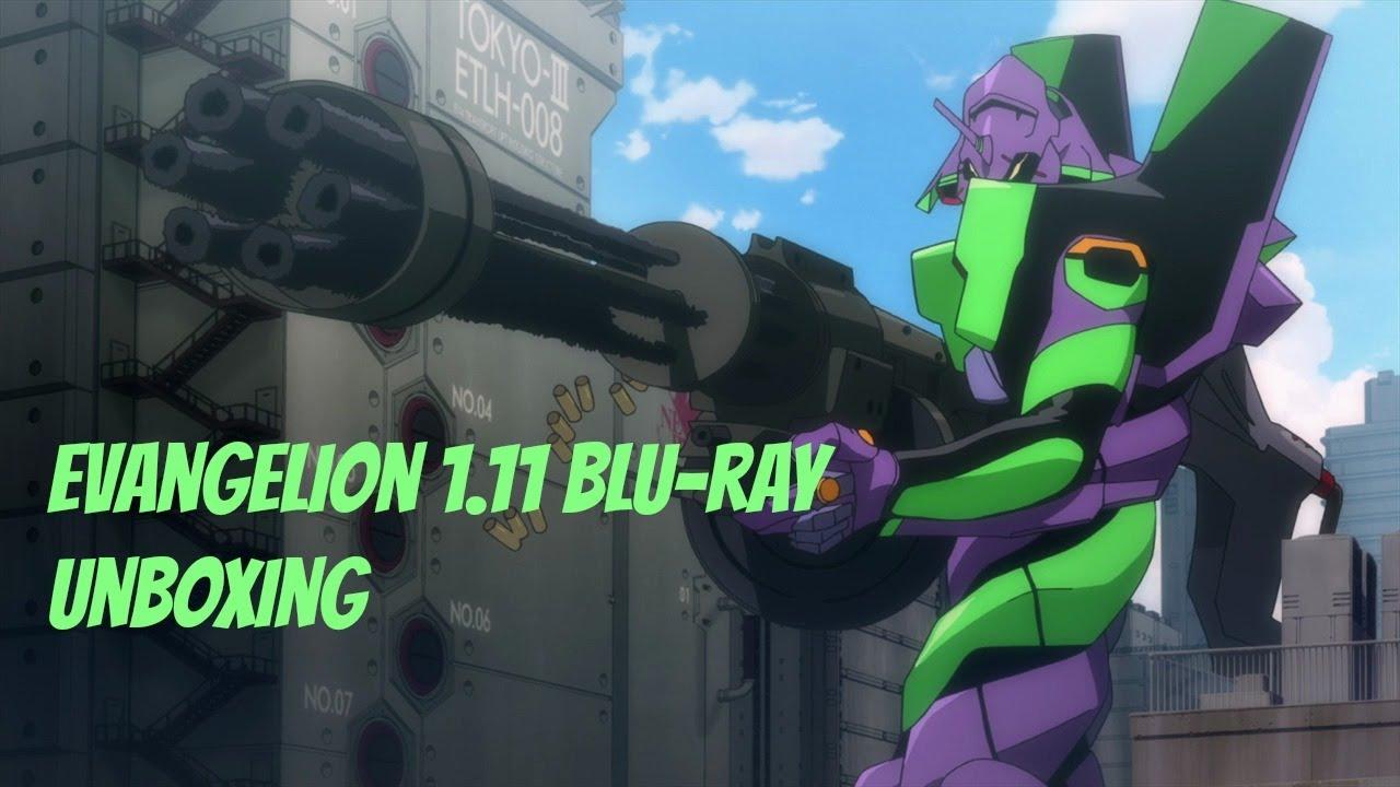 Neon Genesis Evangelion 1.11 Stream