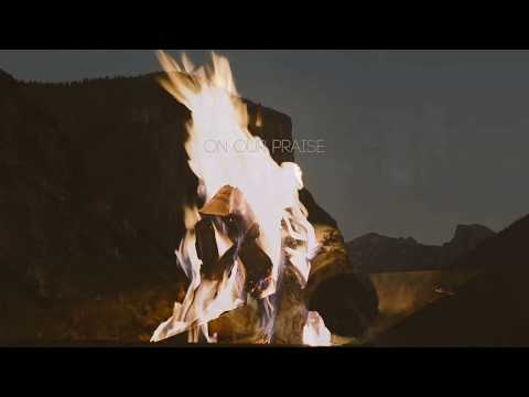 Brenton Dowdy - Enthroned On Our Praises (Lyric Video) | Forerunner Music