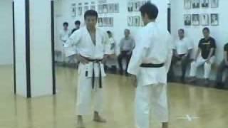Yahara Sensei's 8th Dan Test