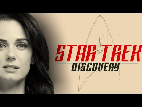 ducing Mia Kirshner as Amanda Grayson  Star Trek: Discovery
