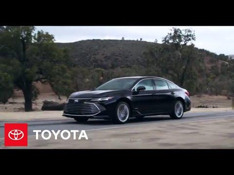 2019 Toyota Avalon: Concept To Reality | Toyota