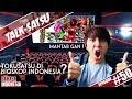 TALK-SATSU #50 - AKHIRNYA MOVIE KAMEN RIDER TAYANG DI BIOSKOP INDONESIA ! MANTAP GAN !!!