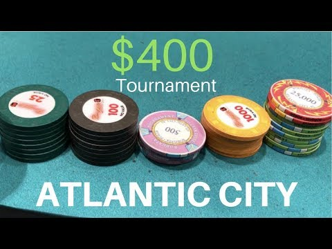 Leaving For A Tournament At The Borgata Poker Open In Atlantic City - Poker Vlog #41