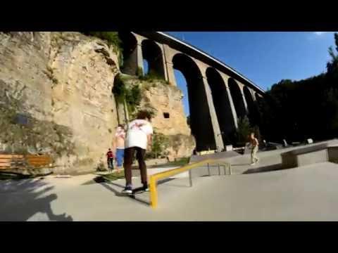 Skatepark Péitruss - Luxemburg