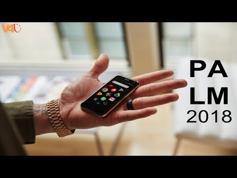 Palm Phone 2018 is a Tiny Phone to Keep You Away From Your Phone - Official Video, Trailer, Features