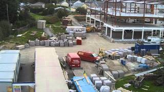 NWRSP - LYIT CoLab, Letterkenny (Time Lapse) - Boyle Construction