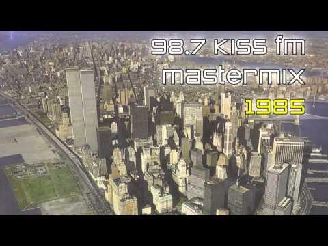 98.7 Kiss FM Mastermix 1985 - It's the Hip Hop