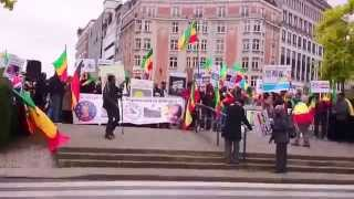 Kefale Alemu on the Brussels Demonstration that Demanded the EU to Stop Supporting TPLF I