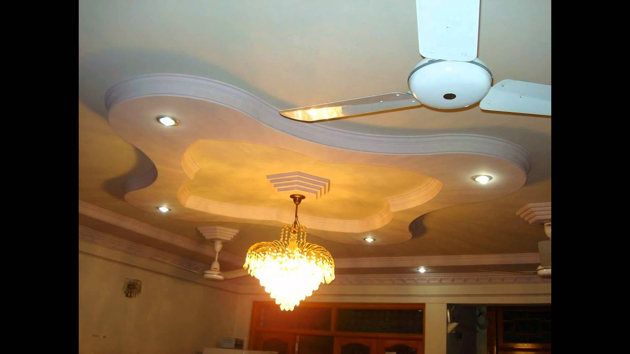 Pop Ceiling Design Photos Living Hall Youtube