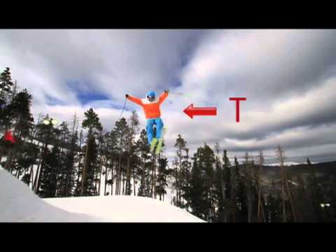 One Hot Minute: How to do a Mute 360 on Telemark Skis