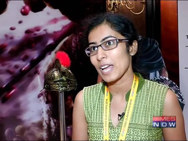 Kruti Gandhi, Participant Code Gladiators 2016