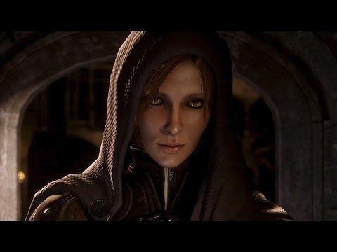Dragon Age: Inquisition - Начало игры