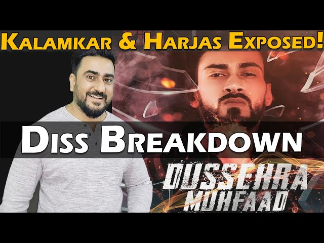 Muhfaad - Dussehra Reaction | Dussehra Breakdown | Official Song | IAmFawad