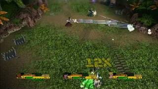 Wolf of the Battlefield: Commando 3 Xbox Live Gameplay -