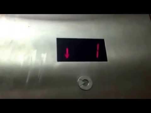 Schindler 300A Hydraulic Elevator @ Mor Furniture For Less, San Diego, CA