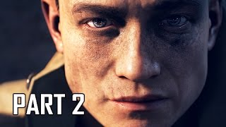 Battlefield 1 Walkthrough Part 2 - Stealth Sniper (PC Ultra Let's Play Commentary)
