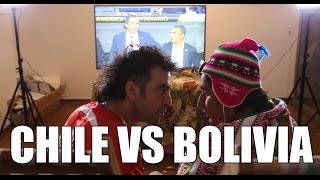 Jorge Alís & Evo Morales - Chile vs Bolivia(Suscribíte puto! Subo videos todos los viernes ¡aaaaaaaaaah! www.jorgealis.com Twitter.com/JorgeAlis Facebook.com/JorgeAlisoficial Instagram.com/jorgealis., 2016-06-11T22:06:56.000Z)