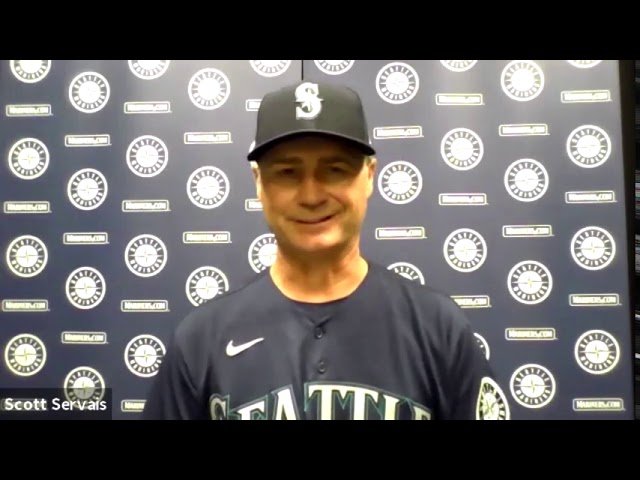 Scott Servais on LA Loss 2020-07-29