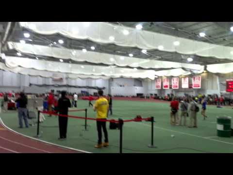 Galen Rupp Breaks American 2 Mile Record