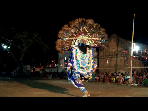 Chhau Super dance of sanat Mahato of...