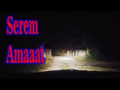 Jalan Malam Ke Tempat Angker