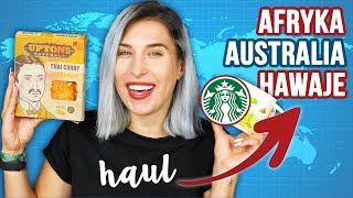HAUL z 3 kontynentów! Afryka, Australia i Ameryka   Agnieszka Grzelak Vlog