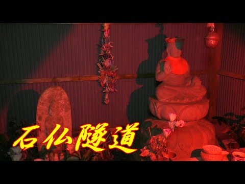 【どるそー&ヒデ】静岡県心霊スポット 石仏隧道(ノイズ注意、機材の不具合とdocomoの電波による影響?それとも・・・