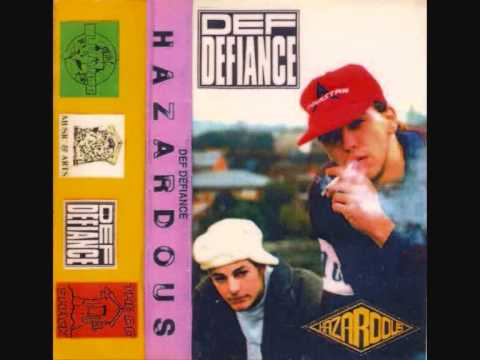 Def Defiance - Chemical Attack (1991)