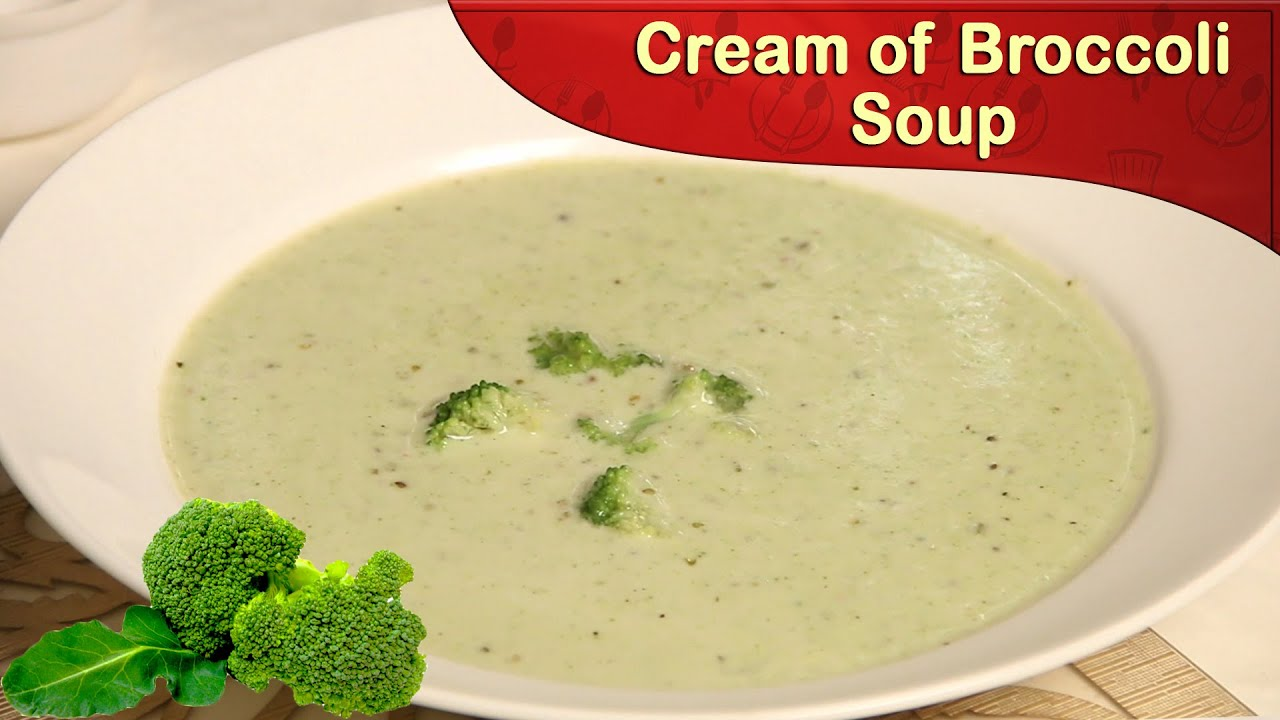 soup chilled broccoli soup broccoli and cheddar soup cream of broccoli ...