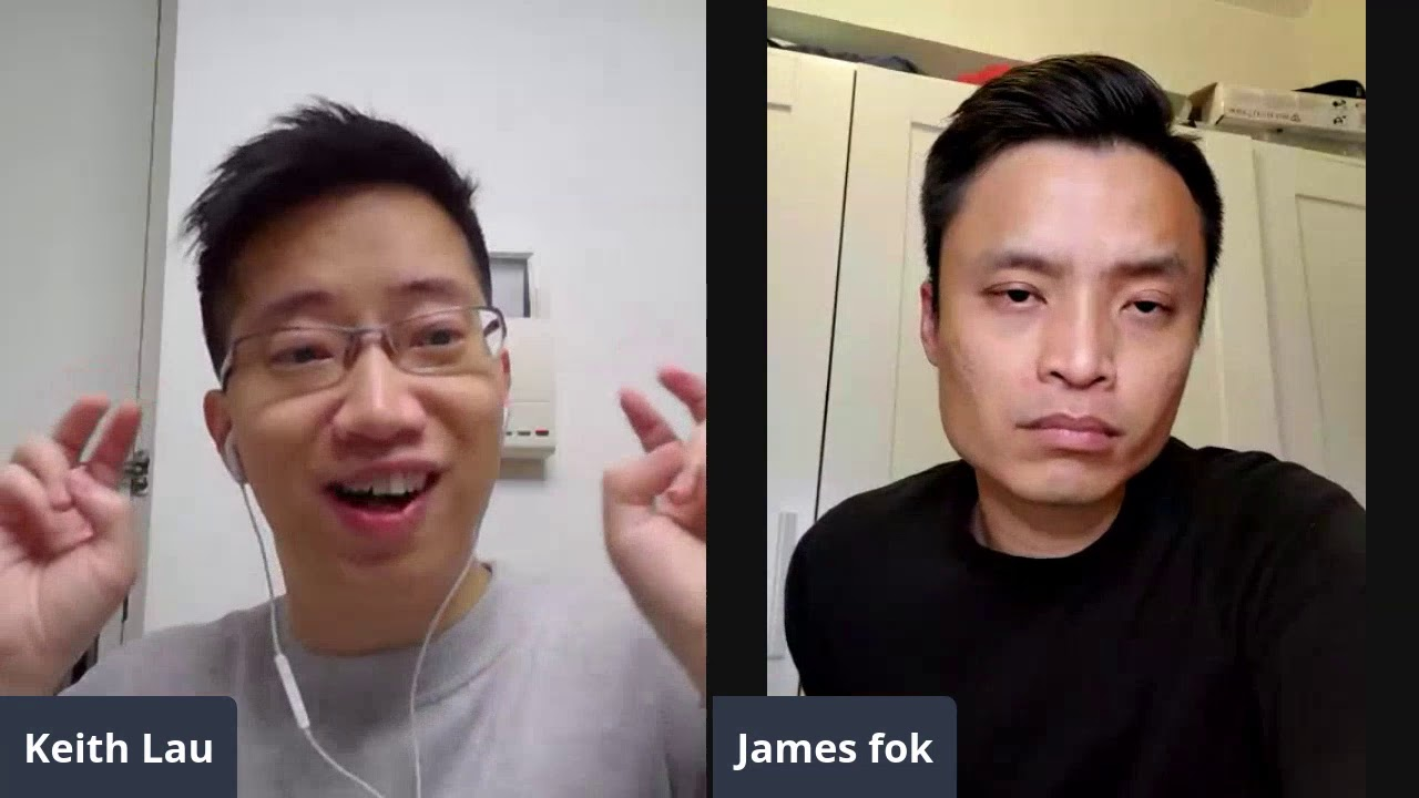 We are from Hong Kong & Speak Cantonese - Our LinkedIn Live!