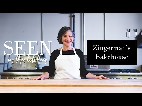 Cooking With Managing Partner Of Zingerman's Bakehouse Amy Emberling | SEEN Magazine | SEEN